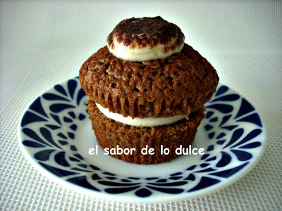 muffin chocomascarpone